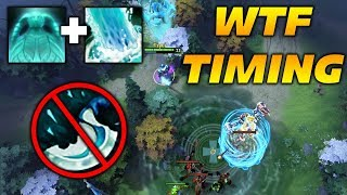 Attacker Kunkka WTF TIMING!!! Dota 2