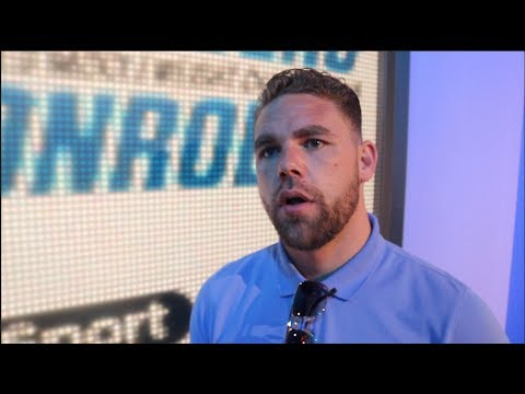 'ALL TRAVELLERS ARE DISGUSTED W/ EUBANK' - BILLY JOE SAUNDERS HITS OUT AT EUBANK, MONROE, PHOTO GATE