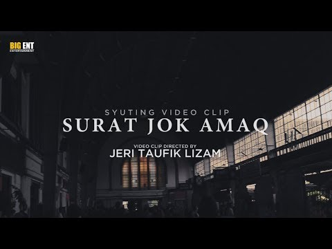 Big Noeng Syuting Surat Jok Amaq Direct by Jeri Taufik