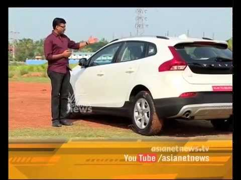 Smart Drive Volvo V40 Testdrive And Review Smart Drive 3 May