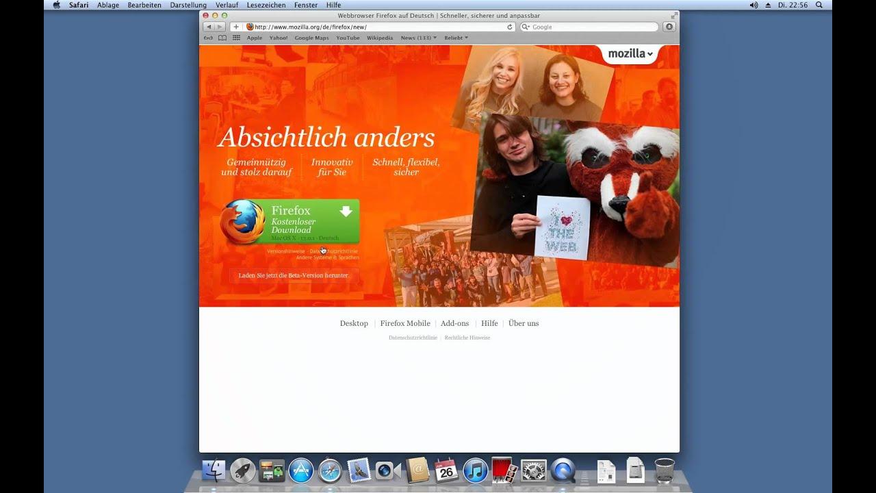 Firefox 56 Download Mac