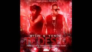WISIN & YANDEL - TE DESEO - TE DESEO 2012 -DESCARGAR