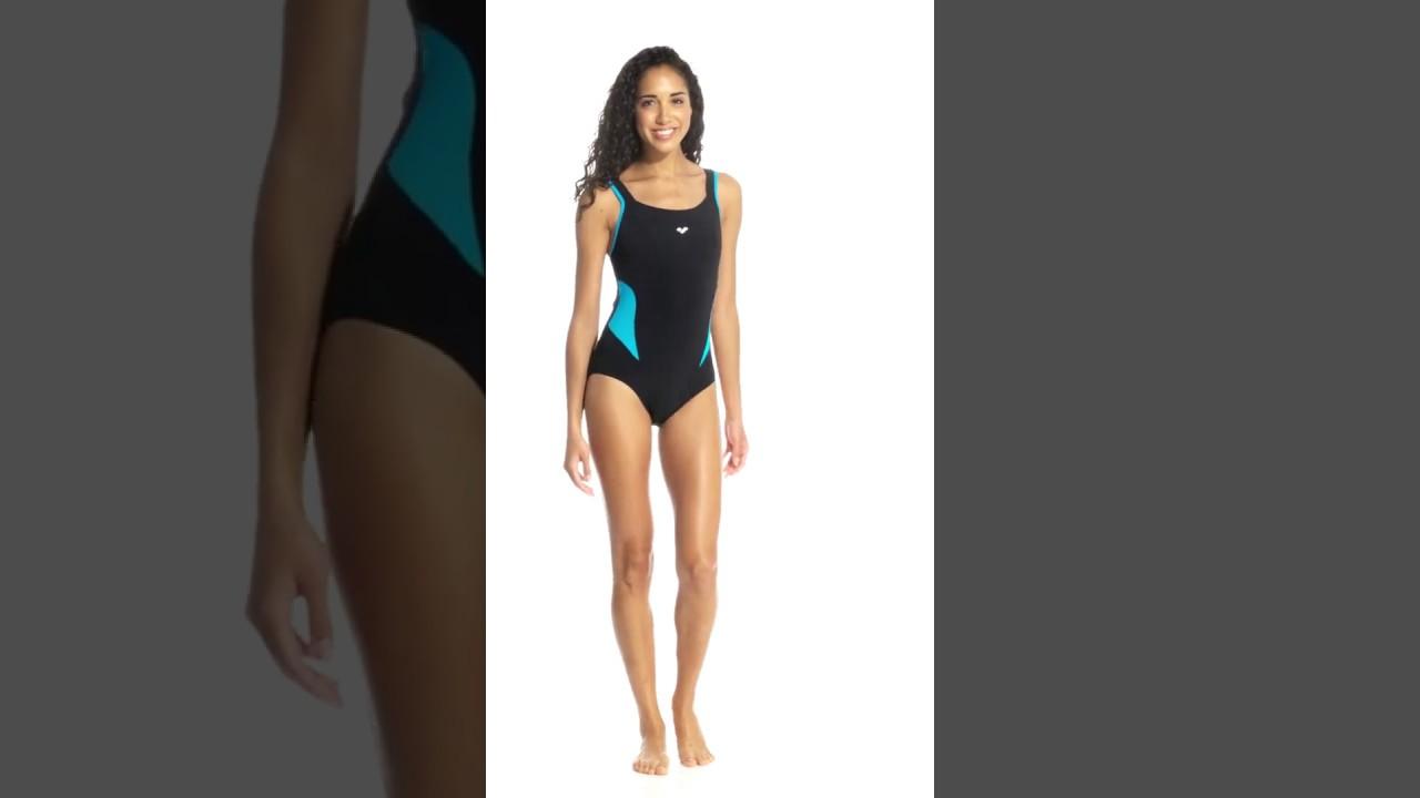 72cf1cf2cf Arena Bodylift Makimurax Shapewear Chlorine Resistant One Piece Swimsuit