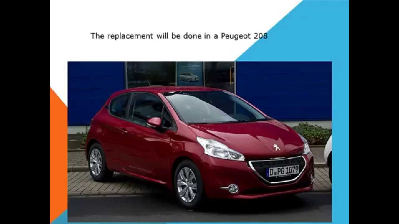 Peugeot 208 How To Replace The Air Cabin Filter Youtube