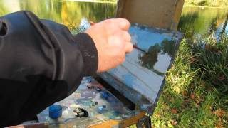 видео урок на природе от Владимира Куликова