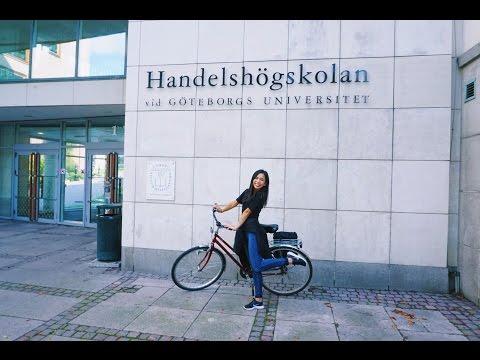 Moving to Sweden | Gothenburg - Sweden Vlog 1
