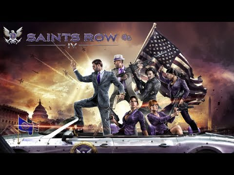 White House Invasion (WGT Gamers / Saints Row IV)