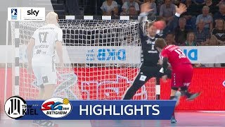 THW Kiel - SG BBM Bietigheim | Highlights - DKB Handball Bundesliga 2018/19