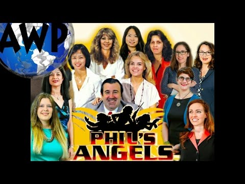Asia&Australia - Charlie's Angels - Ep.1