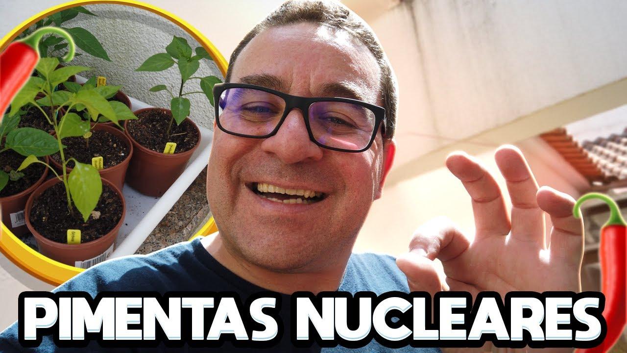 MORREU UMA DAS PIMENTAS NUCLEARES