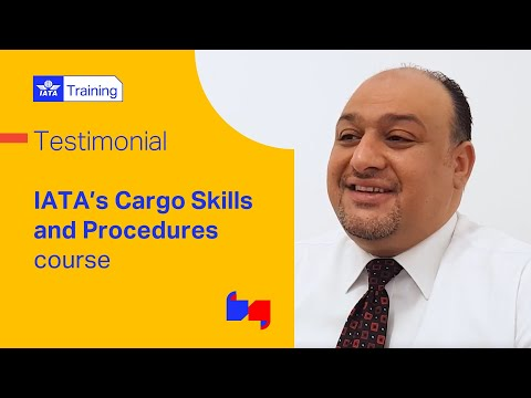 IATA Training   Cargo Skills and Procedures