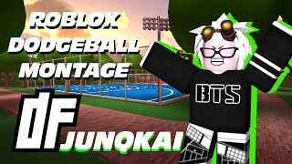 [Dodge Fathers] ROBLOX Dodgeball Montage // Kai