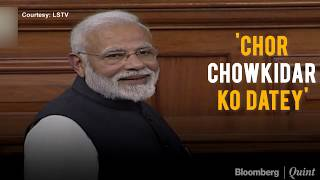 Key Highlights From PM Modi's Last Speech In Parliament Before #Elections2019