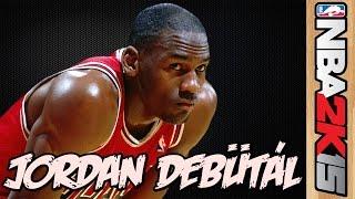 NBA 2K15 | My Team | JORDAN DEBÜTÁL!