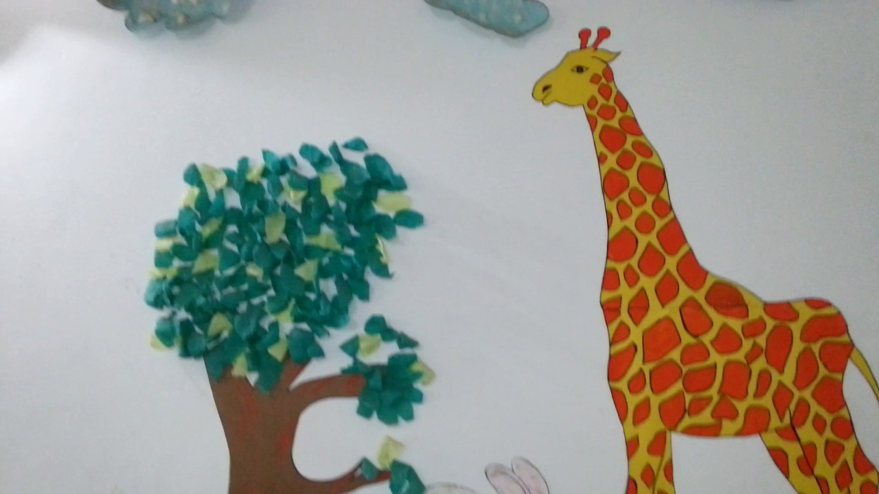 Classroom Decoration For Nursery Class : How to decorate classroom for nursery class ideas 2016. youtube