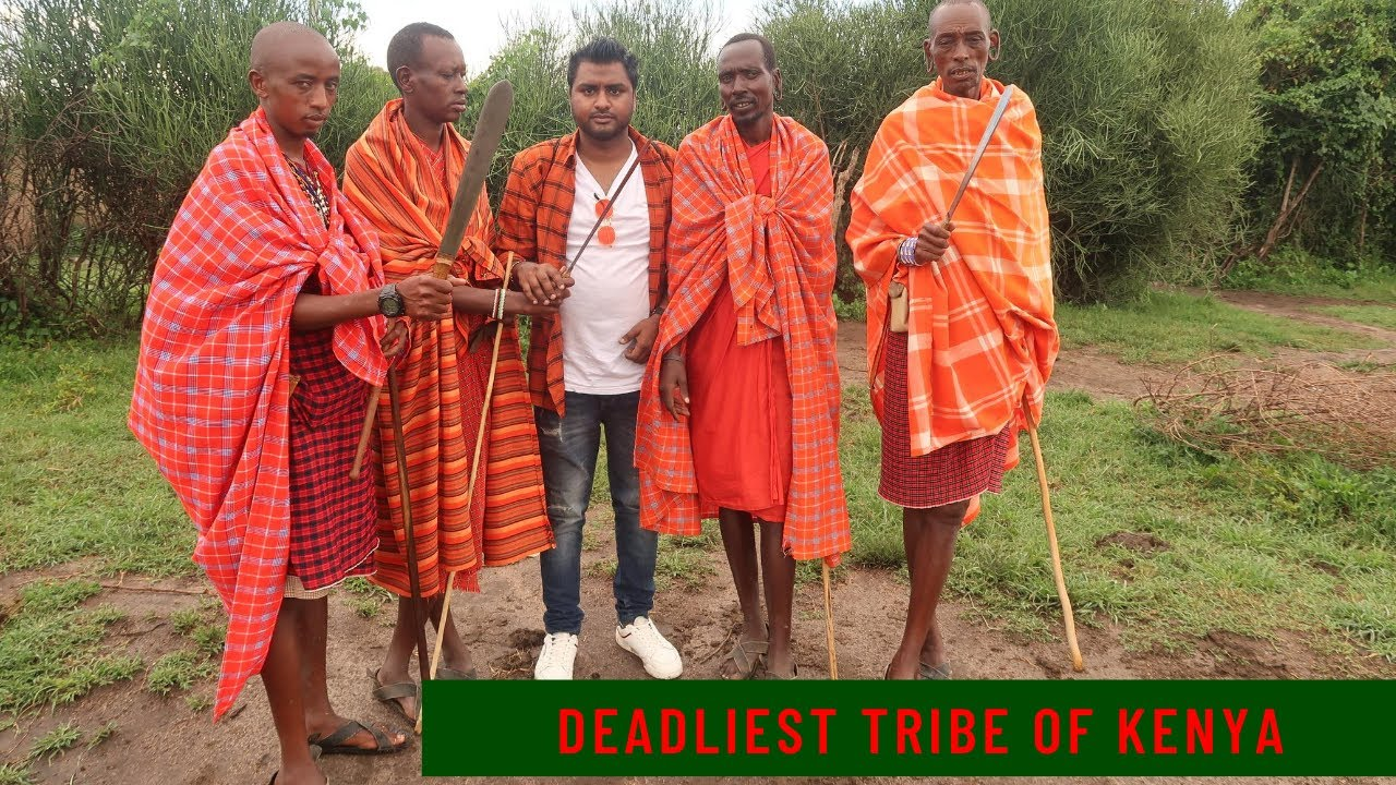 Inside the Life of World's Most Dangerous Tribe || Masai Mara || Must Watch