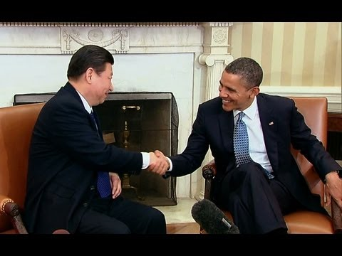 President Obama's Bilateral Meeting with Vice President Xi of China