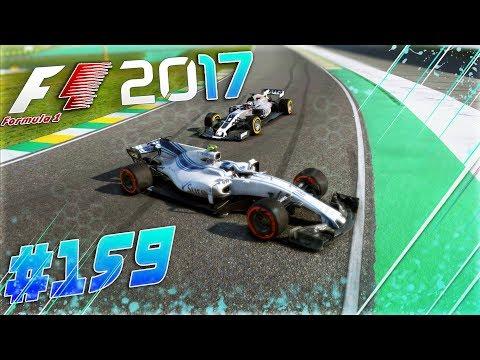 F1 2017 КАРЬЕРА #159 - БРАЗИЛЬСКИЙ УЖАС