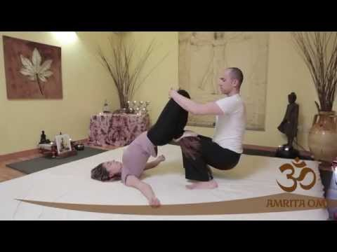 THAI YOGA MASSAGE - MASSAGGIO THAILANDESE