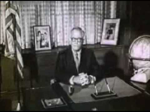 Barry Goldwater -  Dictator in Cuba 1964 Election Ad