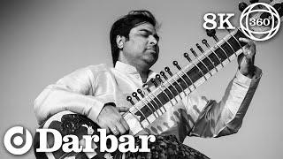 Ghazal on Sitar | Purbayan Chatterjee | Ranjish Hi Sahi | Darbar VR360