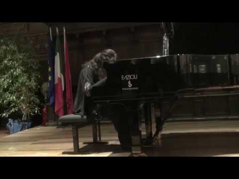 Pianist Nataliya Trull plays Mozart's Rondo in A minor and Schumann's Kreisleriana