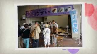 7月18日(土)は、岡山市中央卸売市場のイチバデーです。ゴールド大使の...