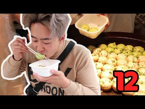Japanese Chinatown Food + Don Quijote haul