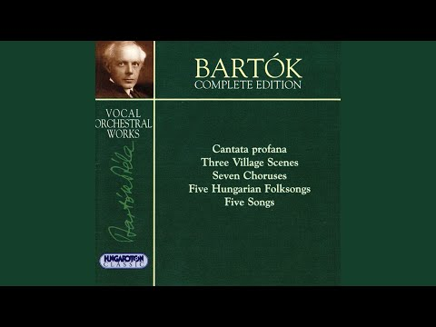 Cantata Profana (A Kilenc Csodaszarvas) : I. Molto Moderato