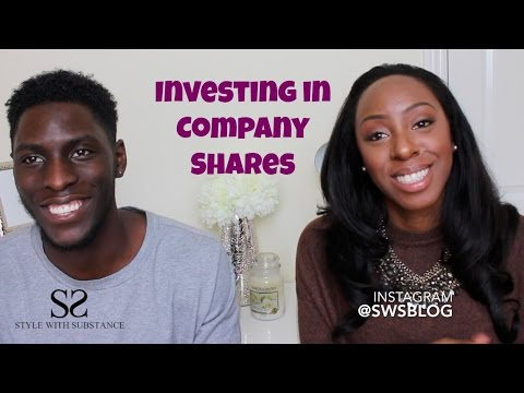 Investing in Company Shares - Financial Wellness Series | Style With Substance