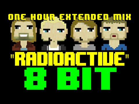 Radioactive (1 Hour Mix) [8 Bit Cover Tribute to Imagine Dragons] - 8 Bit Universe