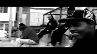 Crack Family / Fondo Blanco - Puro Rap ( Video Oficial )