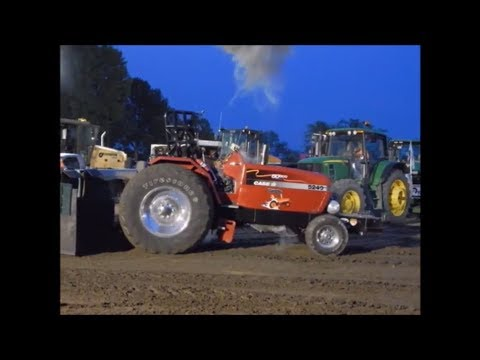 W. Otter Tail Fair Tractor Pulls 2017