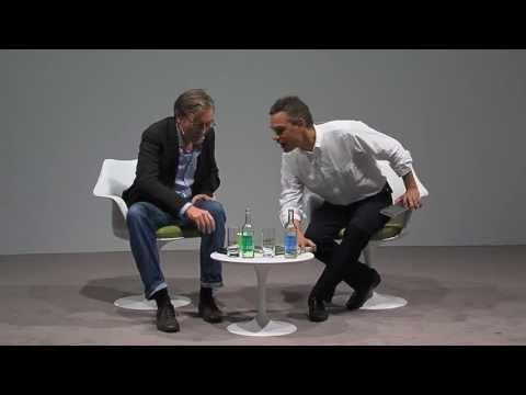 Conversations   Premiere   Artist Talk With Thomas Schütte