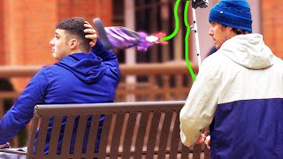 Fishing People Prank