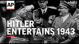 Hitler Entertains - (Comedy Sequence)