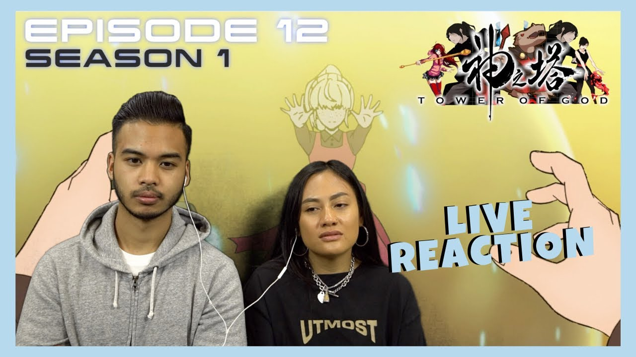 """Download TOWER OF GOD EP. 12 LIVE REACTION """"WE ARE NOT SURPRISED...UNDERWATER TEST PART TWO"""""""