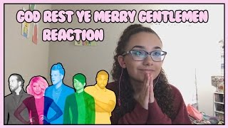 PENTATONIX- God Rest Ye Merry Gentlemen | Curly Kitten