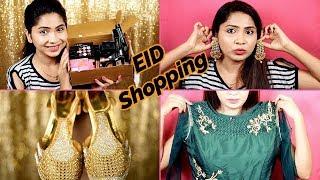 My Eid Shopping || What I got for myself??? Rabia Skincare