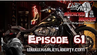 Ep61 Interview with New York on the Mongols MC and Rebels on a mission
