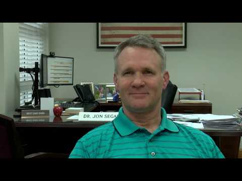 Sylacauga City Schools Update w/ Dr. Jon Segars  12/20/2018