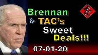 Brennan and TAC's Sweet Deals!!!
