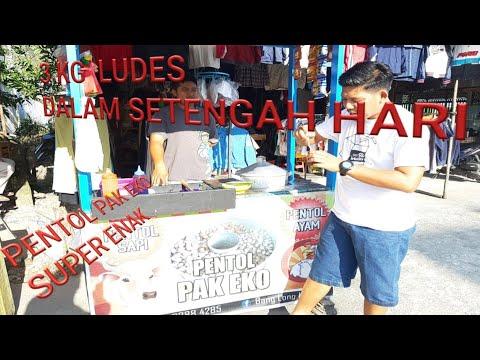 pentol-pak-eko,-siap-antar-area-pasar-sambas-street-food-#16