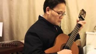 Nhạt Nhòa -- Tuấn Khanh -- Guitar Solo