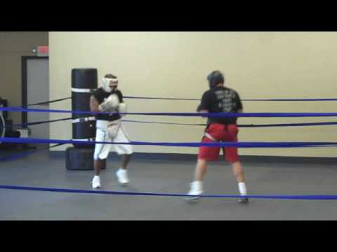 DMA (Sparring Match) Manny Sepeda Vs. Eddie Diaz (Great ...