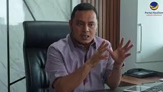 Willy Aditya - Wakil Ketua Baleg DPR RI