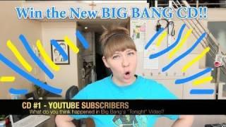 Скачать Big Bang Tonight