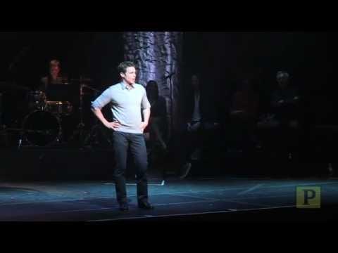 Jonathan Groff - Anything Goes