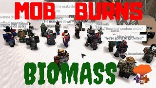 [Roblox] After the Flash: Mirage | Flamethrowers vs. Mutants/Biomass