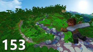 Miejsce IDEALNE Dla OGROMNEJ KOPUŁY 201x201! - SnapCraft IV - [153] (Minecraft 1.15 Survival)